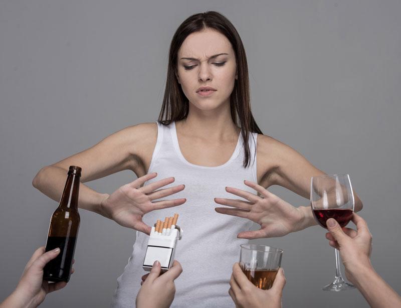 Как мне избавиться алкоголизма