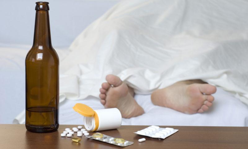 Чем убрать алкогольную интоксикацию в домашних условиях
