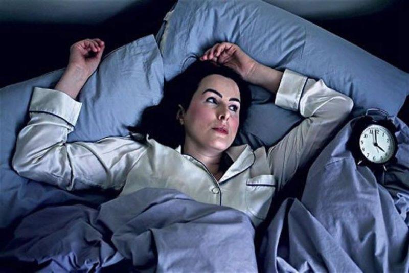 Применяется при расстройстве сна
