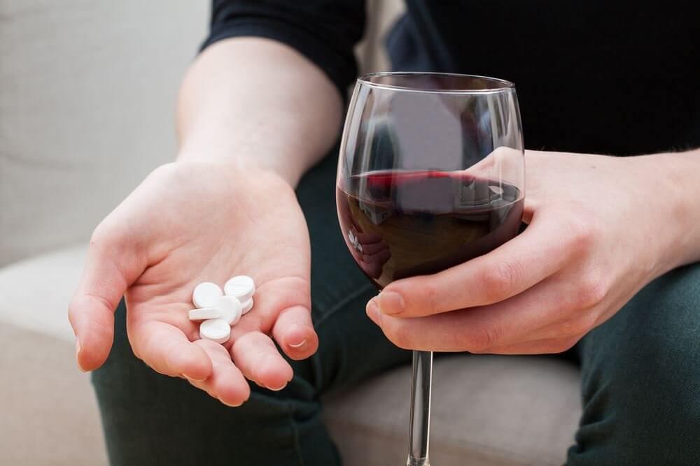 Феназепам и алкоголь не совместимы