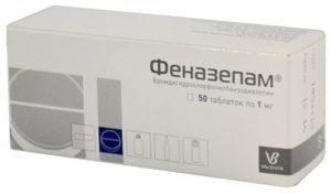 Лекарственный препарат Феназепам: инструкция по применению таблеток