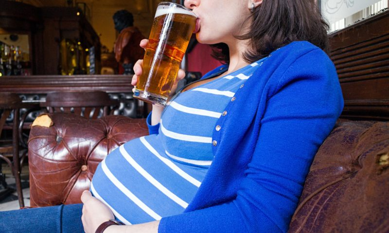 Пиво допускается в минимальных количествах