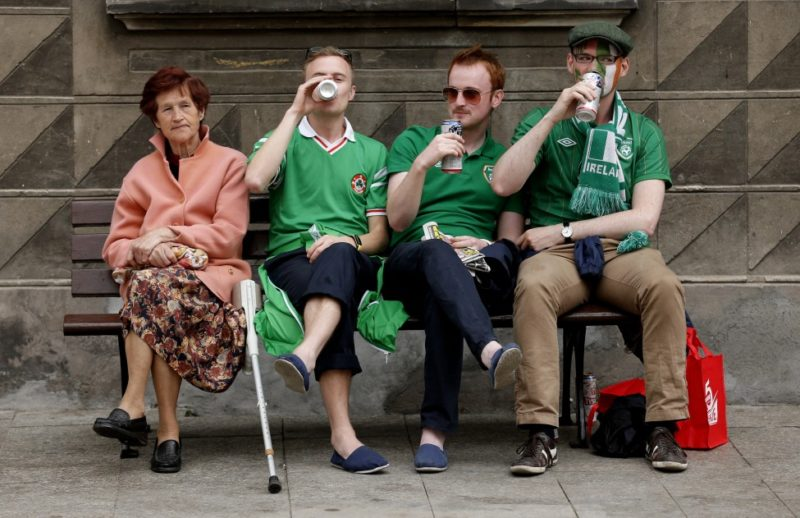 закон о распитии спиртных напитков в общественных
