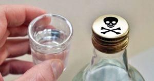 Какая доза водки может быть смертельной для человека