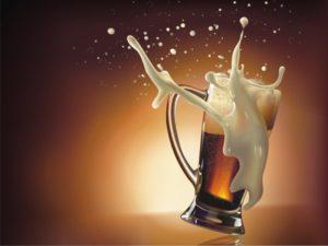 Сколько калорий содержится в пиве