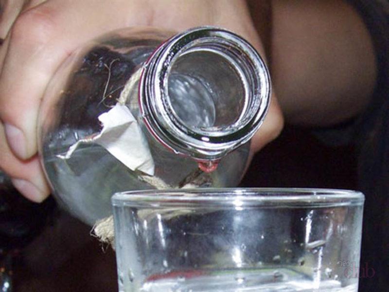 Спирт - источник углеводов