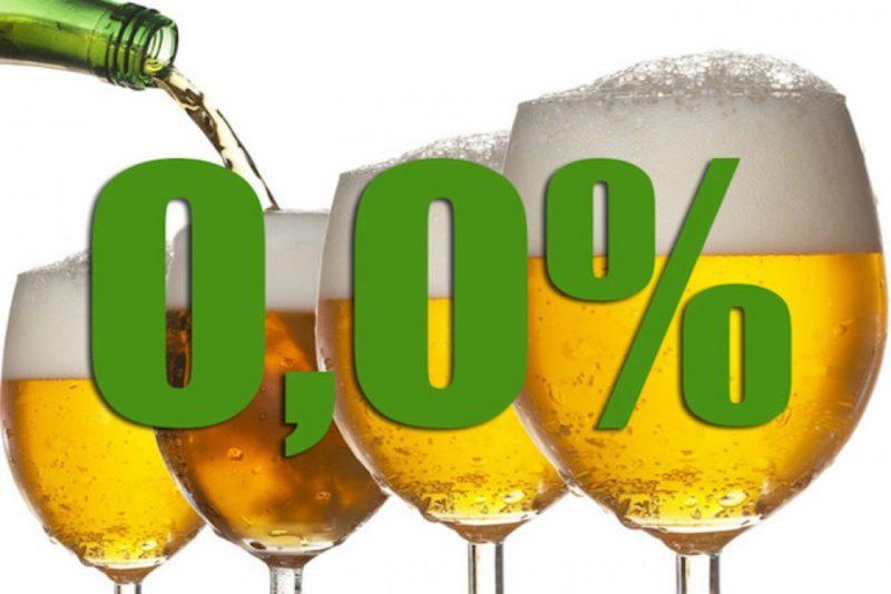Эффект от безалкогольного пива