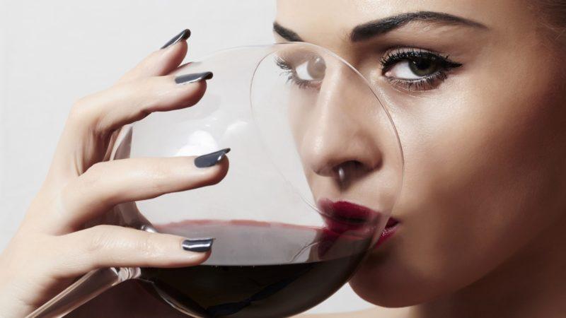 Низкокалорийные красные сухие вина