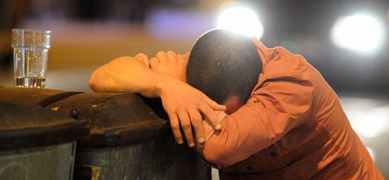 Смекта незаменима при алкогольном отравлении
