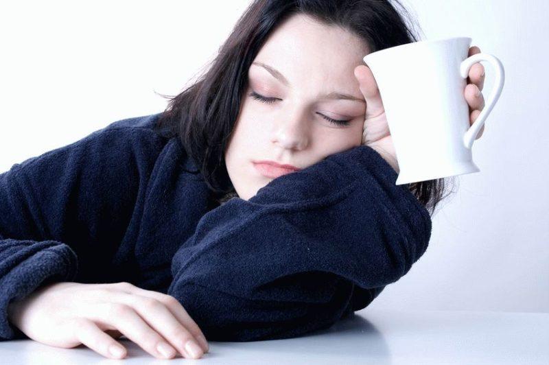 В качестве осложнения может быть чрезмерная сонливость