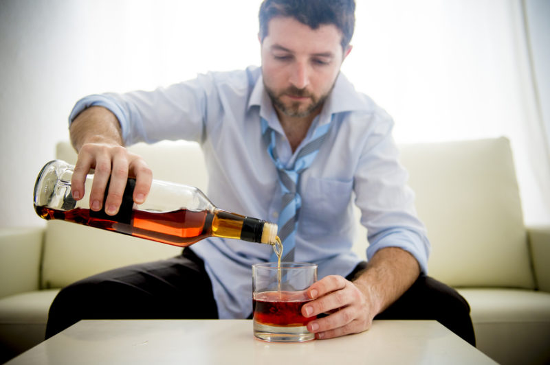 Капотен с алкоголем последствия