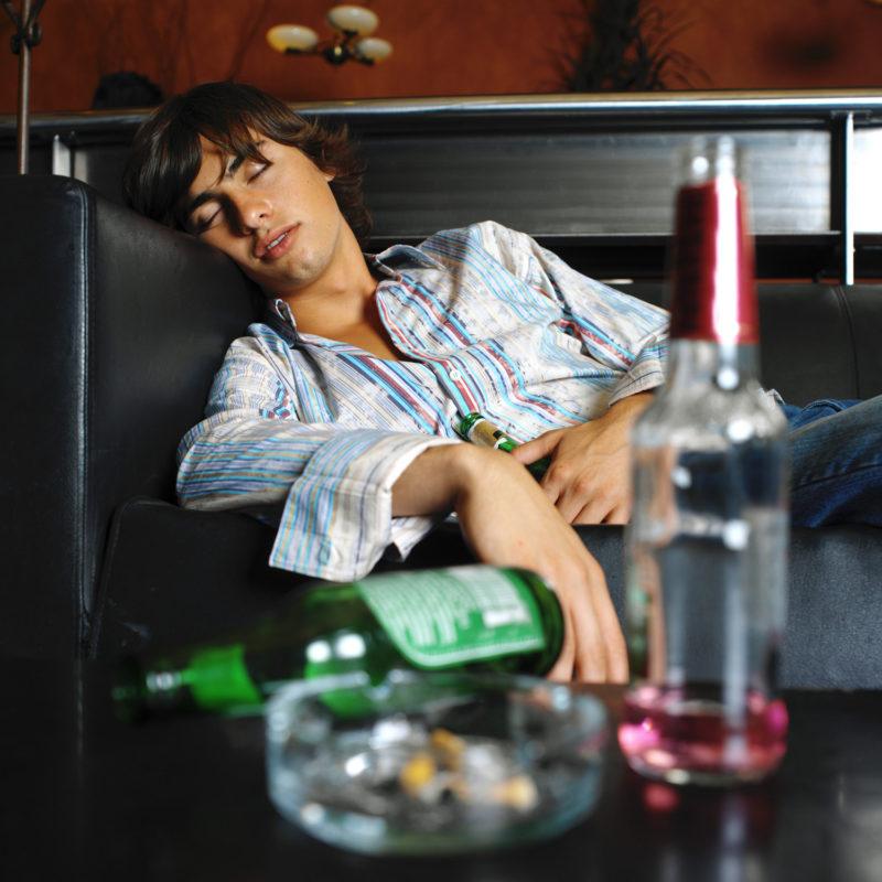 Разорвать круг пьющих после работы