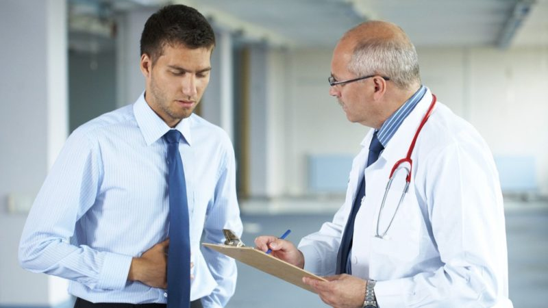 Лучший выход - обращение к врачу
