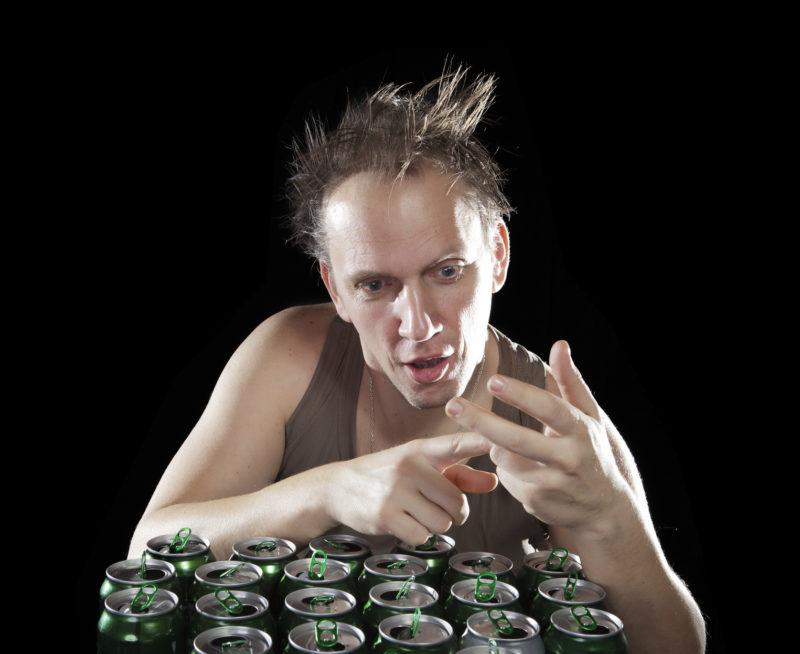Злоупотребление пивом нарушает нормальный гормональный фон
