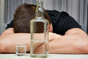 Синдромы при алкоголизме