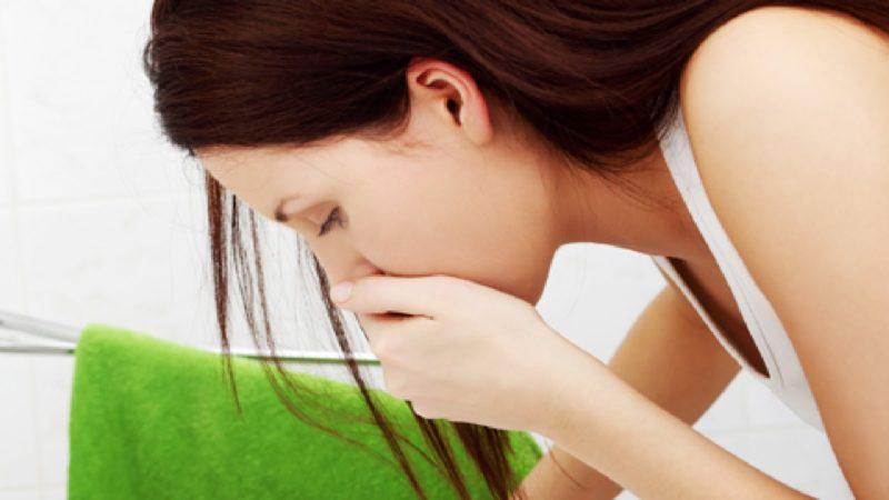 При токсикозе посоветоваться с гинекологом о приеме Полисорба