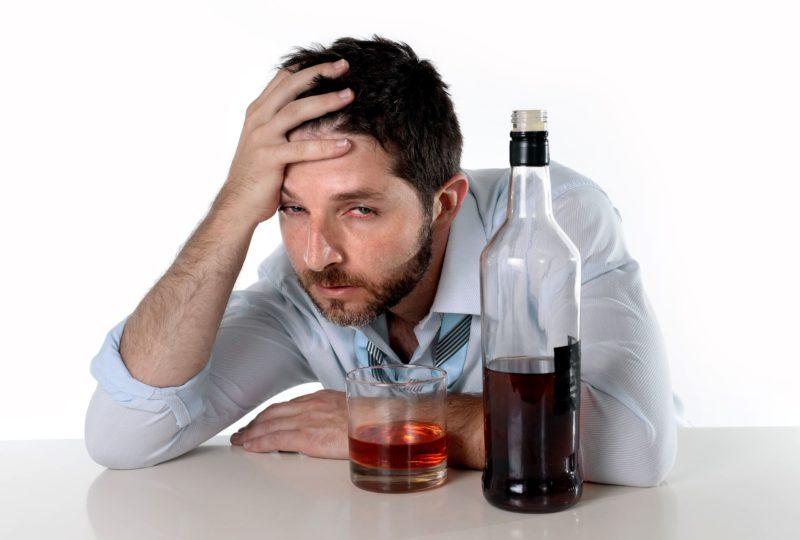 Выход из алкогольной интоксикации в домашних условиях