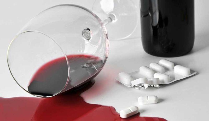 Таблетки для лечения от алкоголизма