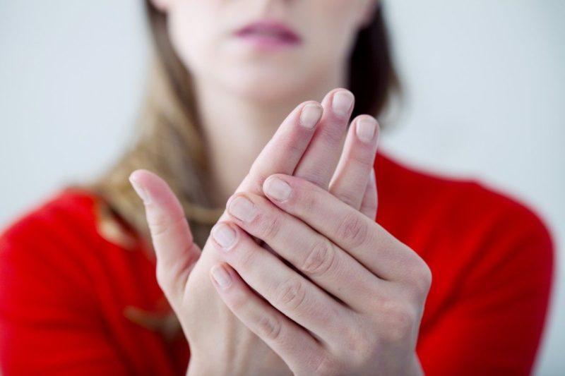 Тремор рук при волнении