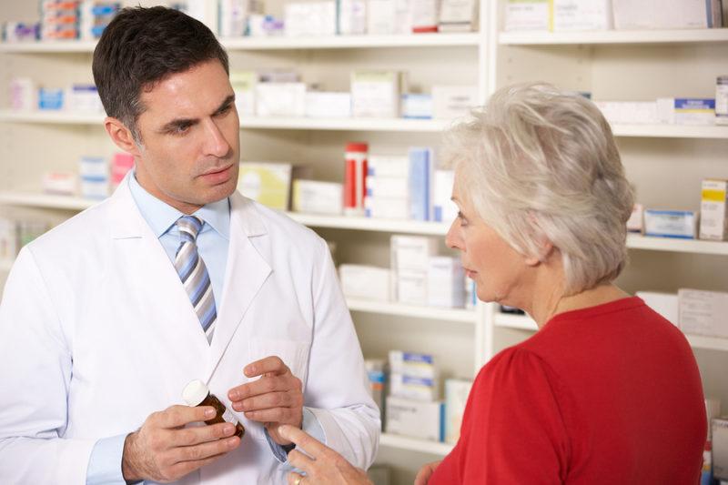 Консультация и приобретение препарата