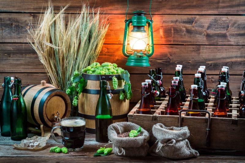 Срок годности домашнего пива — Хочу знать