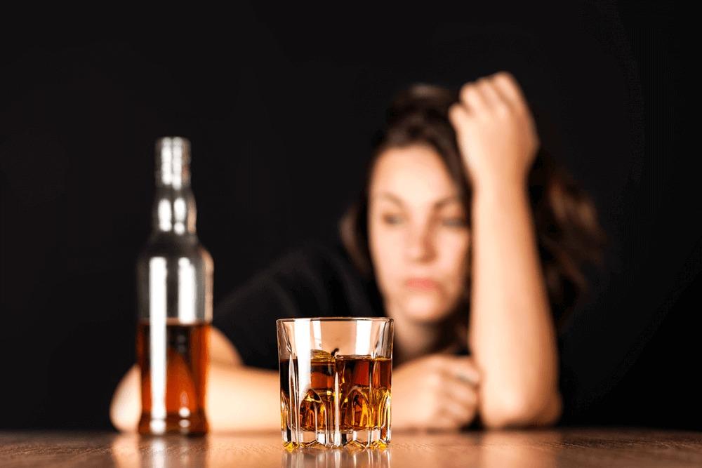 Основные симптомы алкогольной зависимости
