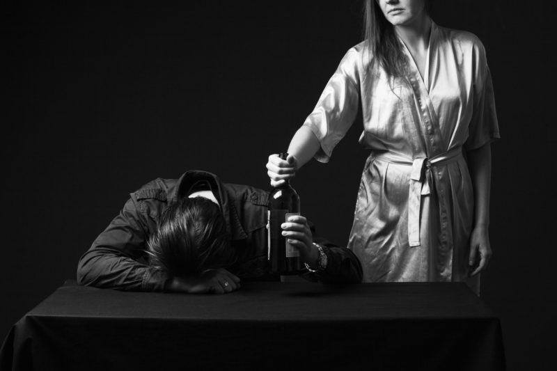 Синдром жены алкоголика и психология