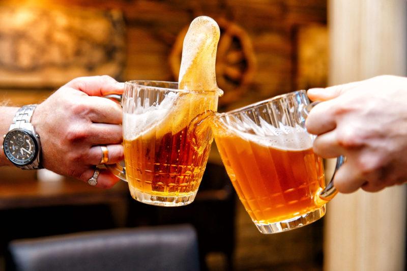 Что будет если бросить резко пить пиво