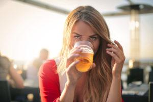 Можно ли похудеть бросив пить пиво