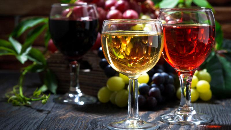 Безалкогольные вина