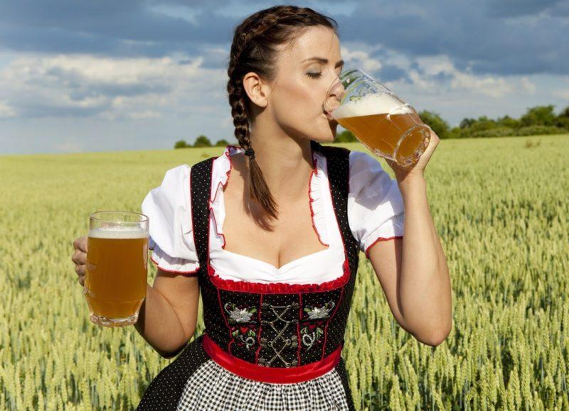 Если часто пить пиво женщине что будет