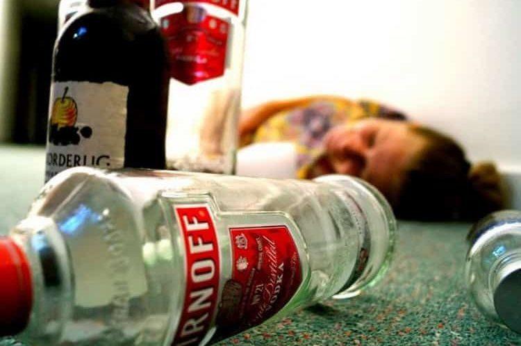 Тиамин при алкогольной интоксикации