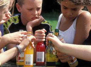 Последствия детского алкоголизма