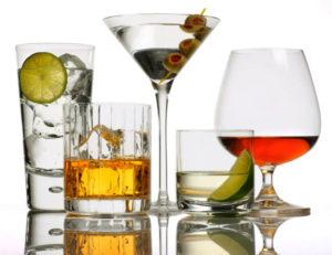 Алкоголь на первом месяце беременности