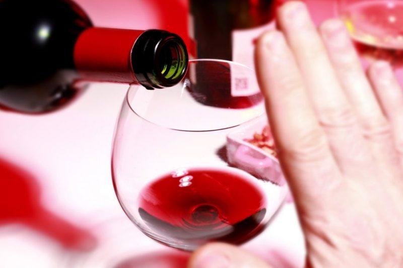 Полный отказ от алкоголя для достоверного теста