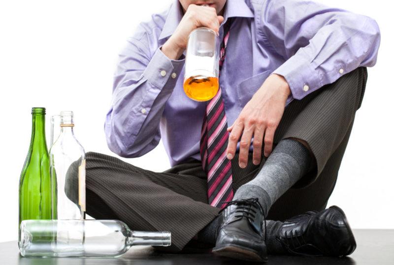 Как остановить алкоголика - От алкоголя