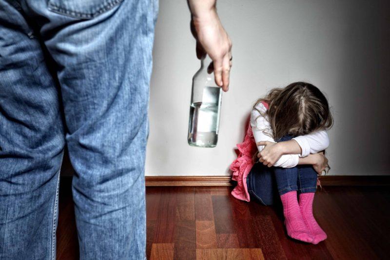 Негативно влияет на детей