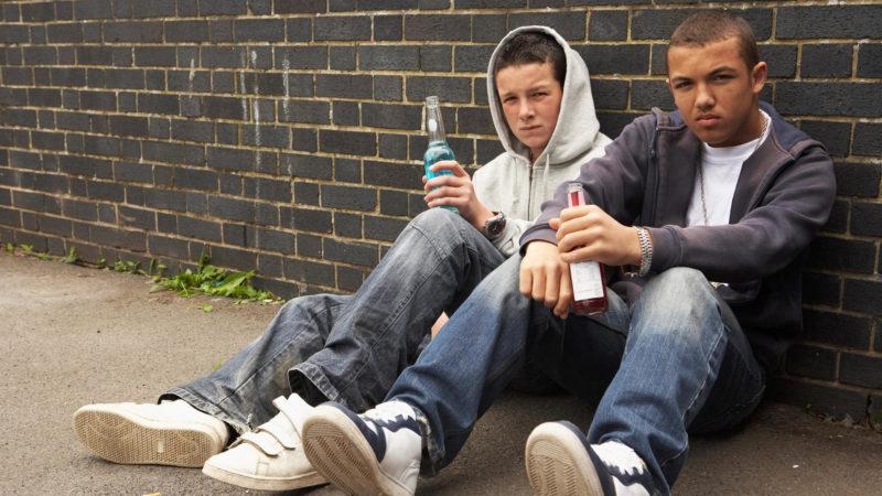 Дети алкоголики