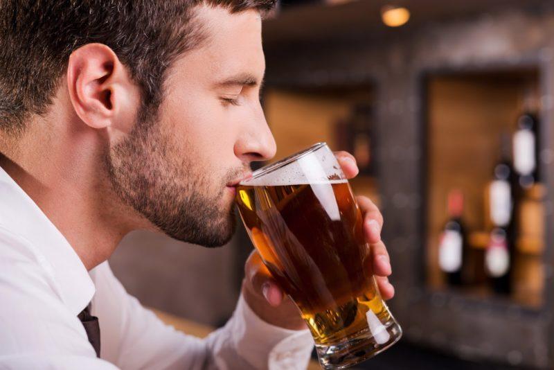 Можно ли пить пиво перед сдачей анализов