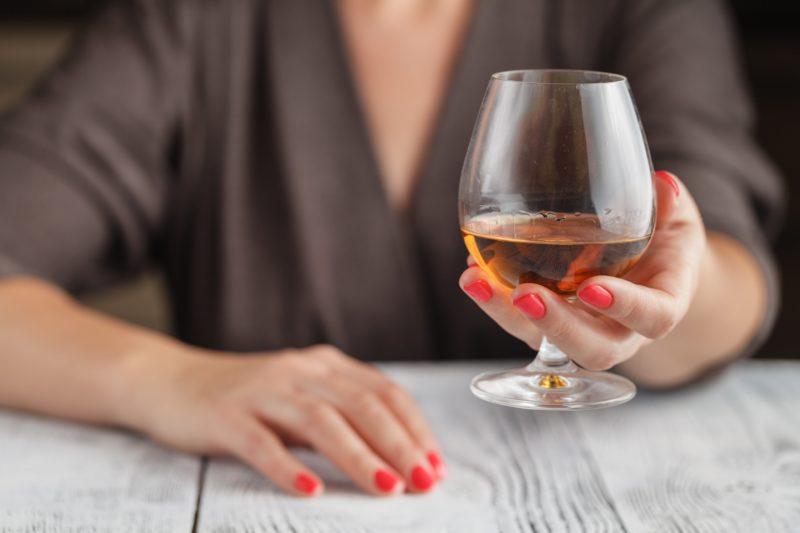 Малая доза алкоголя
