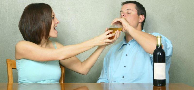 Поведение жены