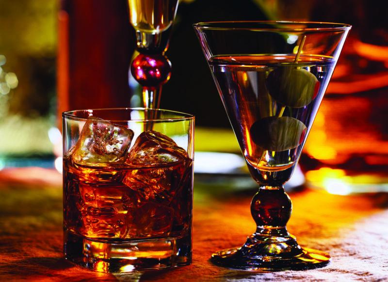 Алкоголь снижает холестерин в крови