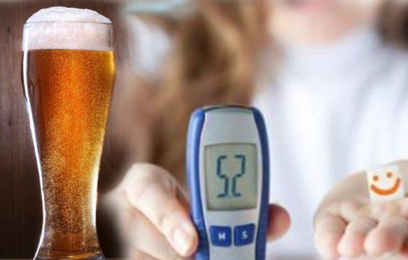Алкоголь не содержащий сахар