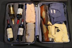 Сколько можно провезти алкоголя в багаже самолета